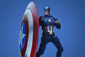 Captain America 2020 Artworks Wallpaper