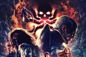 Captain America 2020 Hd
