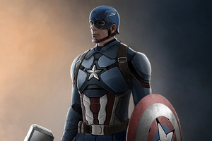 Captain America 2020 Wallpaper