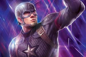 Captain America 2020 New Wallpaper