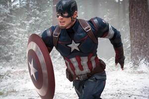 Captain America Avengers 2 Wallpaper