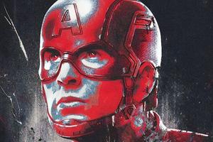 Captain America Avengers EndGame 2019