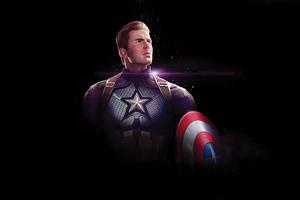 Captain America Avengers Endgame Arts