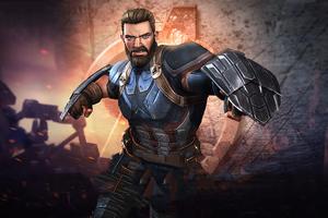 Captain America Contest Of Champions