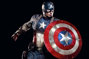 Captain America First Avenger 4k Wallpaper