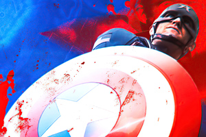 Captain America Illustrator 4k