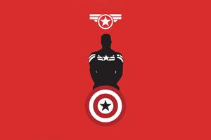 Captain America Marvel Shield 5k Wallpaper