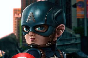 Captain America Mini 5k