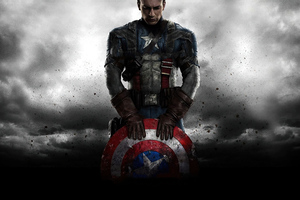Captain America Steve Rogers Wallpaper