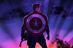 Captain America Sunrise