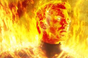 Captain America The Burning Soul
