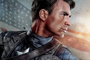 Captain America The First Avenger 2011 Poster Wallpaper