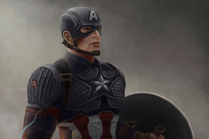 Captain America The Pride Wallpaper