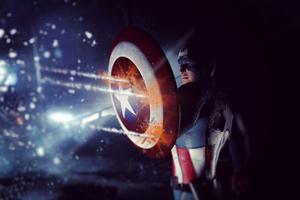 Captain America The Winter Solider Artwork