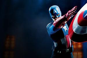 Captain America4k 2020 Wallpaper