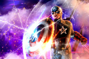 Captain America4knew Wallpaper