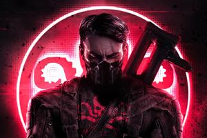 Captain Hydra Avengers End Game 4k