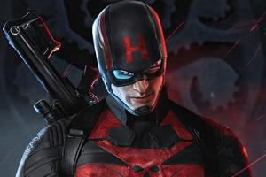 Captain Hydra Wallpaper