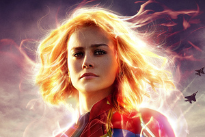 Captain Marvel 2019 Latest Wallpaper