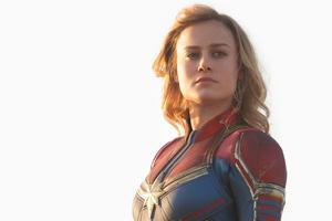 Captain Marvel 4k 2019