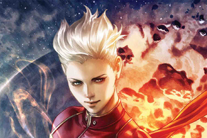 Captain Marvel DigitalArt
