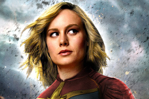 Captain Marvel Movie 2019