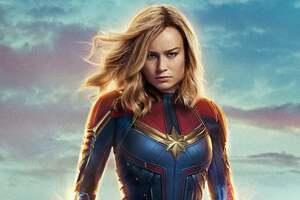 Captain Marvel Movie 4k 2019
