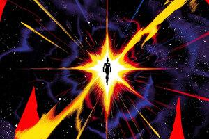 Captain Marvel Movie 5k