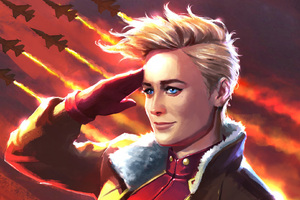 Captain Marvel Movie Carol Danvers