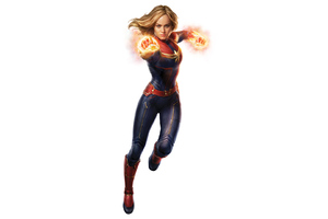 Captain Marvel Movie New