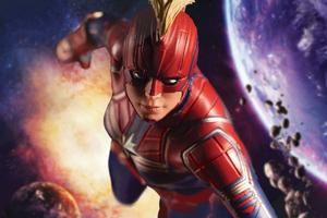 Captain Marvel New