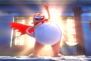 Captain Underpants Animated Movie