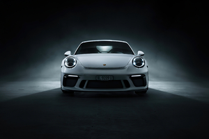 Car Porsche 911 GT3 RS Wallpaper