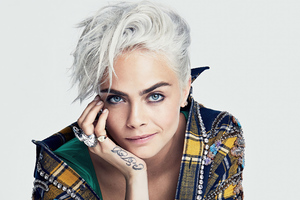 Cara Delevingne 2020 4k Wallpaper
