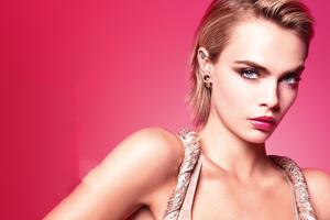 Cara Delevingne Dior Addict Spring 2019 Ad Campaign