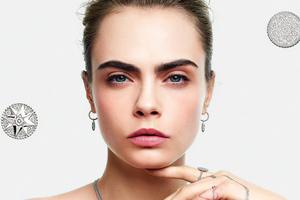 Cara Delevingne Dla Marki Dior 2020 Wallpaper