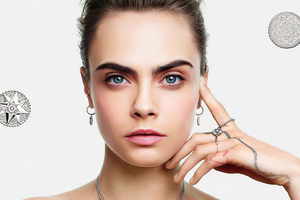 Cara Delevingne Dla Marki Dior Photoshoot 2020 Wallpaper