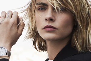 Cara Delevingne Vogue Mexico 2019 5k