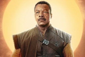 Carl Weathers The Mandalorian 2019 4k Wallpaper