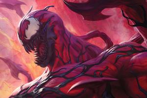 Carnage 4k Artworks Wallpaper