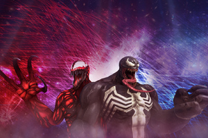 Carnage And Venom