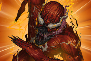 Carnage Flash 2020 Wallpaper