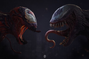 Carnage Meets Venom