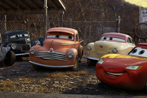Cars 3 2017 Animated Movie Wallpaper