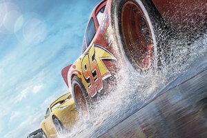 Cars 3 5k Movie 2017