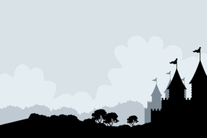 Castle 5k Wallpaper