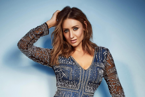 Catherine Tyldesley 4k Wallpaper
