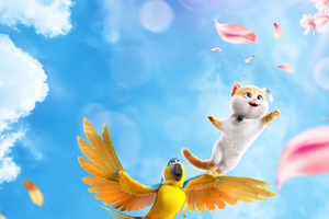 Cats And Paachtopia Animated Movie