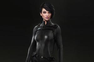 Catwoman 2020 4k Artwork Wallpaper