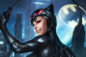 Catwoman 2020